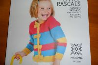 MILLAMIA LITTLE RASCALS MODERN BABY AND CHLDRENS KNITTING PATTERN BOOK